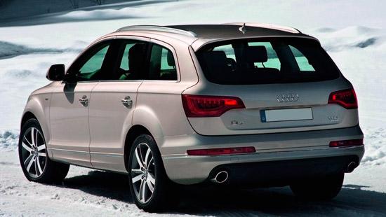 Audi Q7 Typ 4L