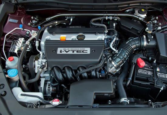 2.4-литровый двигатель