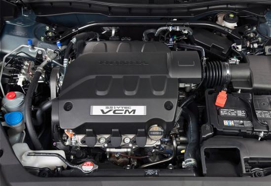 3.5-литровый двигатель