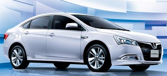 Luxgen5 Sedan на IronHorse.ru ©