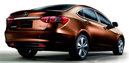 фото Luxgen 5 Sedan