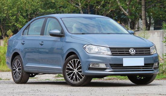 Volkswagen Santana 2016-2018