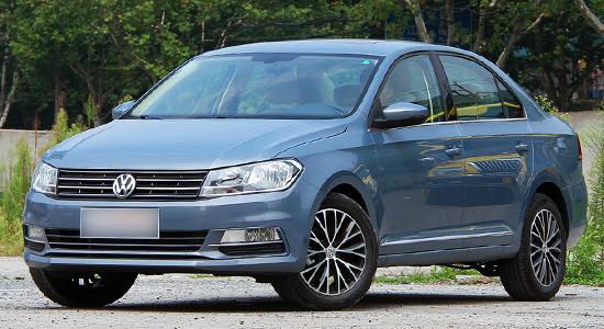 Volkswagen New Santana на IronHorse.ru ©