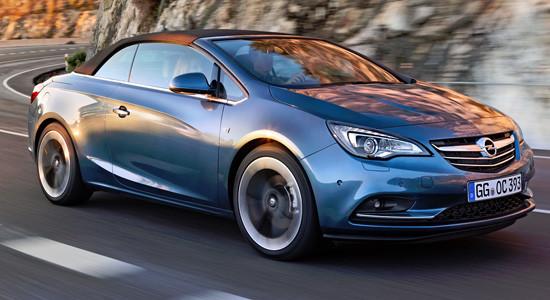 Opel Cascada на IronHorse.ru ©
