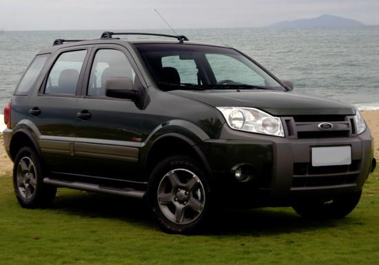 Форд ЭкоСпорт 1