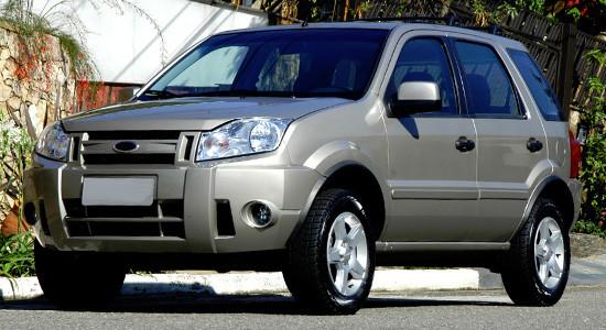 Ford EcoSport 1 (2003-2012) на IronHorse.ru ©
