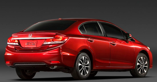 фото Honda Civic 2013
