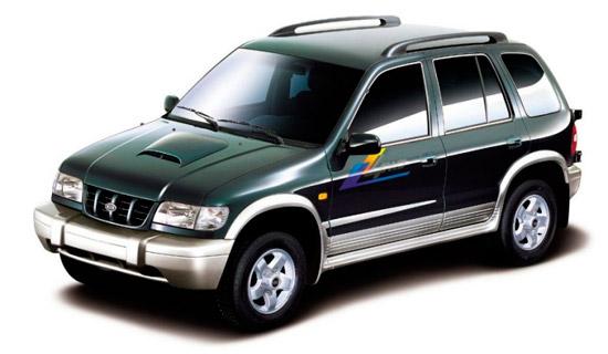 КИА Спортейдж 1 (1994-2004)