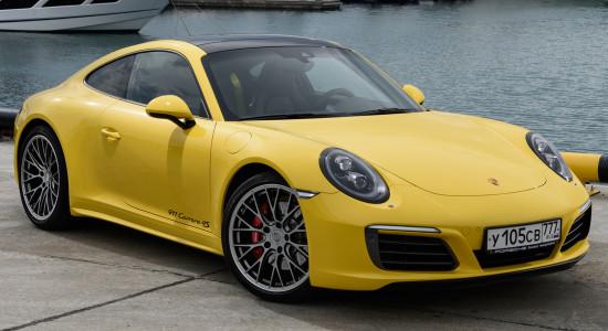 Porsche 911 Carrera (991) на IronHorse.ru ©