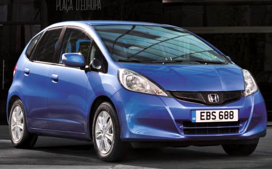 Хонда Джаз 2 2011-2013