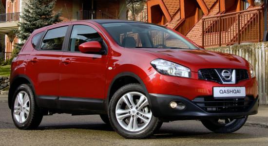 Nissan Qashqai (2007-2014) на IronHorse.ru ©