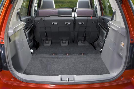 багажник Suzuki SX4 Classic