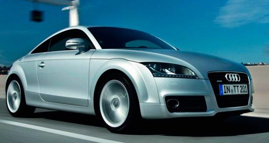 Audi TT (8J, 2006-2014) на IronHorse.ru ©