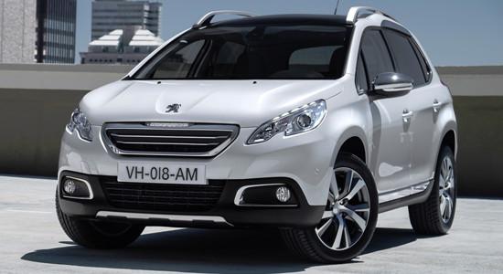 Peugeot 2008 (2013-2016) на IronHorse.ru ©