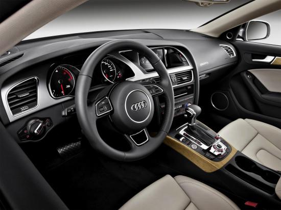интерьер Audi A5 8TA (Sportback)