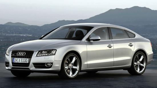 Audi A5 Sportback 2009-2011 (8TA)