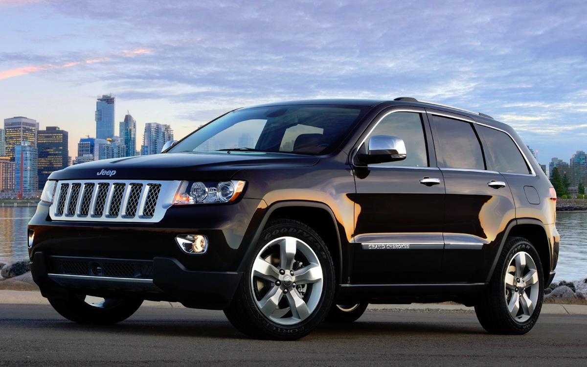 Джип Гранд Чероки 4 (2010-2012). Четвертое воплощение Jeep Grand Cherokee  ... 47e4f1463cfd8