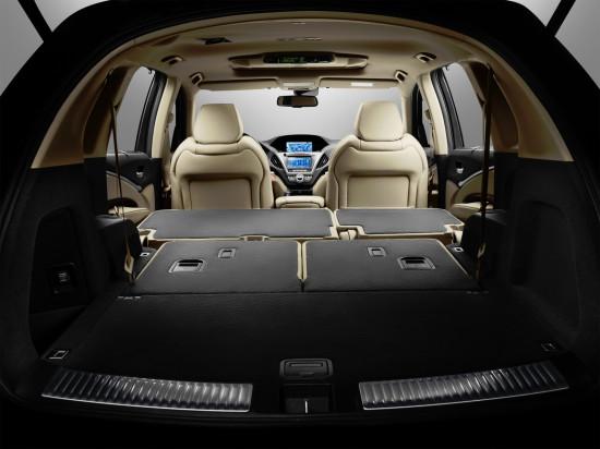 багажник MDX 3