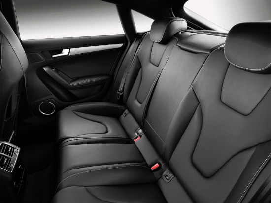 задний диван Audi S5 Sportback