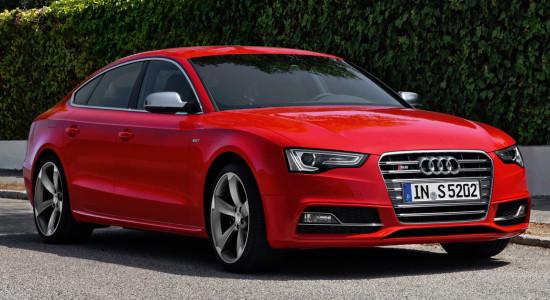 Audi S5 Sportback (2009-2016) на IronHorse.ru ©