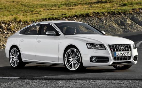 Audi S5 Sportback 2010-2011