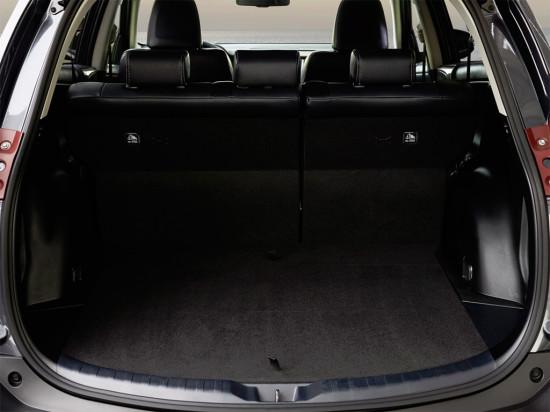 багажное отделение «четвёртого» Toyota RAV4