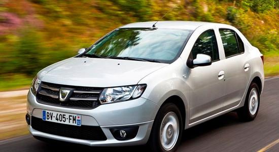 Dacia Logan II на IronHorse.ru ©