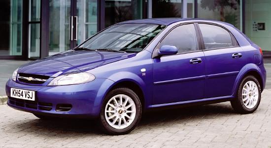 Chevrolet Lacetti (хэтчбек) на IronHorse.ru ©