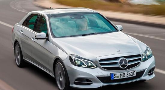 Mercedes-Benz E-Class (W212) на IronHorse.ru ©