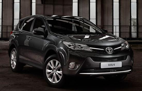 Toyota rav4 specs 2015