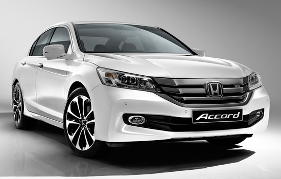 Honda Accord 9 2015