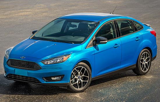 седан Ford Focus 3 2015