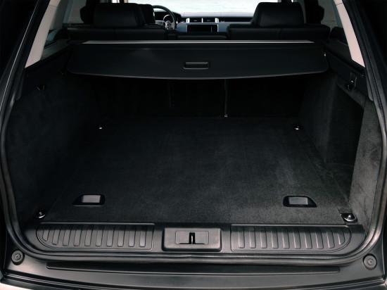багажное отделение Range Rover Sport (L494)
