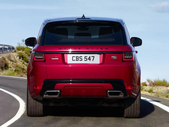 Range Rover Sport (L494) 2017-2018