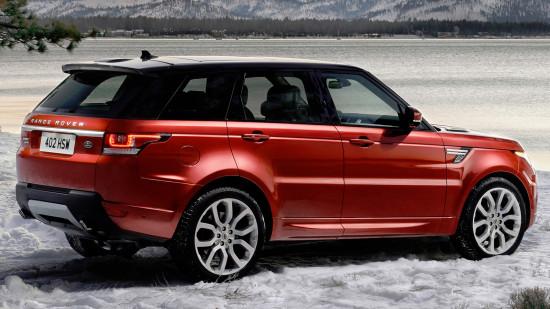 Range Rover Sport (L494) 2013-2016