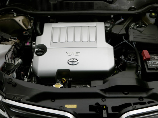 двигатель Venza V6 3.0