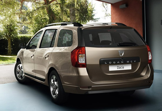 Dacia Logan универсал MCV 2013