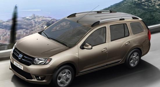 Dacia Logan MCV на IronHorse.ru ©