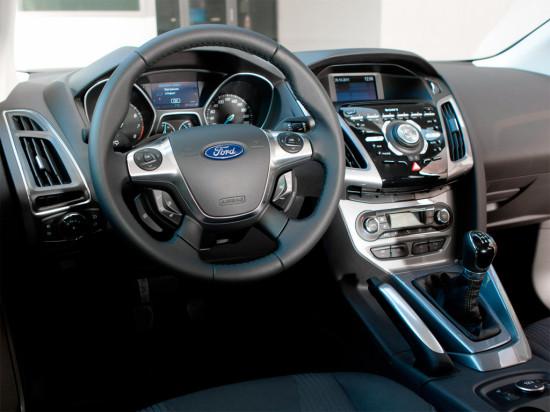 панель приборов Форд Фокуса 3