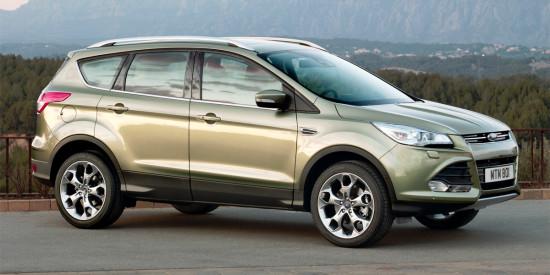 Форд Куга 2 2013-2016