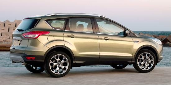 Ford Kuga 2 2013-2016