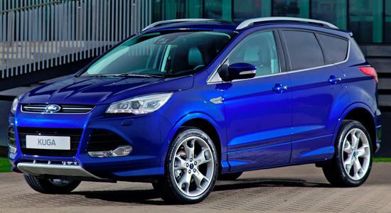 Ford Kuga 2 (2013-2016) на IronHorse.ru ©