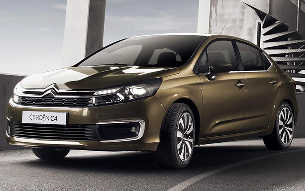 ситроен 4с седан 2013 комплектации и цены
