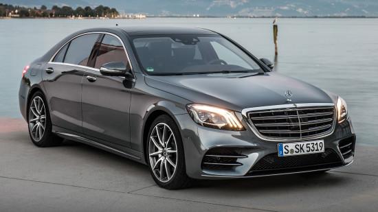 Mercedes-Benz S-Class AMG Line (V222)