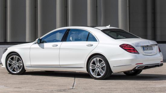 Mercedes-Benz S-класса (V222)