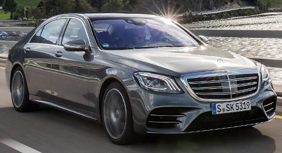 Mercedes-Benz S-Class (V222) на IronHorse.ru ©