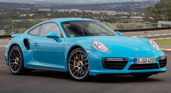 Porsche 911 Turbo (S) на IronHorse.ru ©
