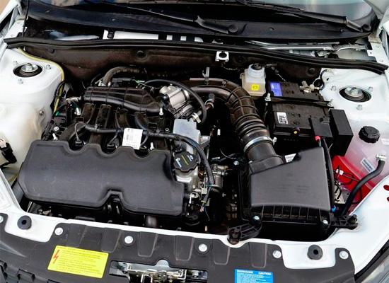Двигатель Лады Калины 2