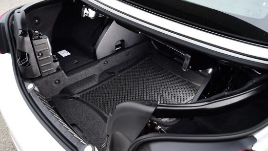 багажник кабриолета BMW 4-series (F33)