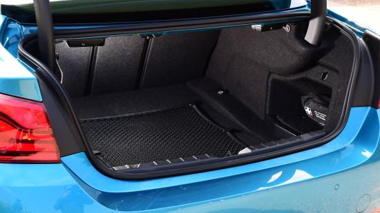 багажник купе BMW 4-series (F32)